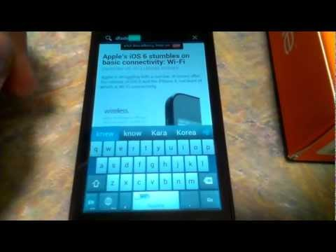 {Boost mobile} zte warp sequent REVIEW!! (PT.1)