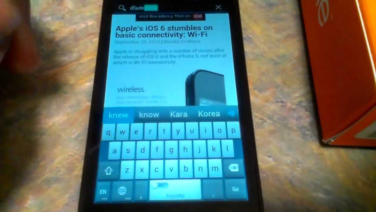 {Boost mobile} zte warp sequent REVIEW!! (PT 1)
