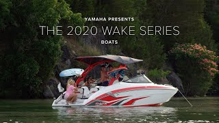 Yamaha's 2020 Wake Series Boats Featuring The 212X and 242X thumbnail