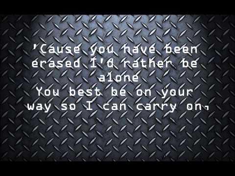 Saliva-Carry On(Lyrics on Screen HD)