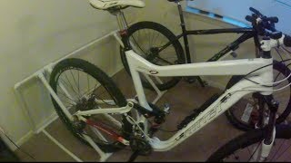 How To Make An Adjustable Bike Stand/rack Using Pvc