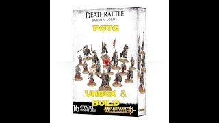 Potg Unbox And Build The Deathrattle Barrow Lords