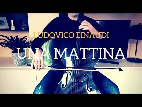 Ludovico Einaudi - Una mattina for cello and piano (COVER)