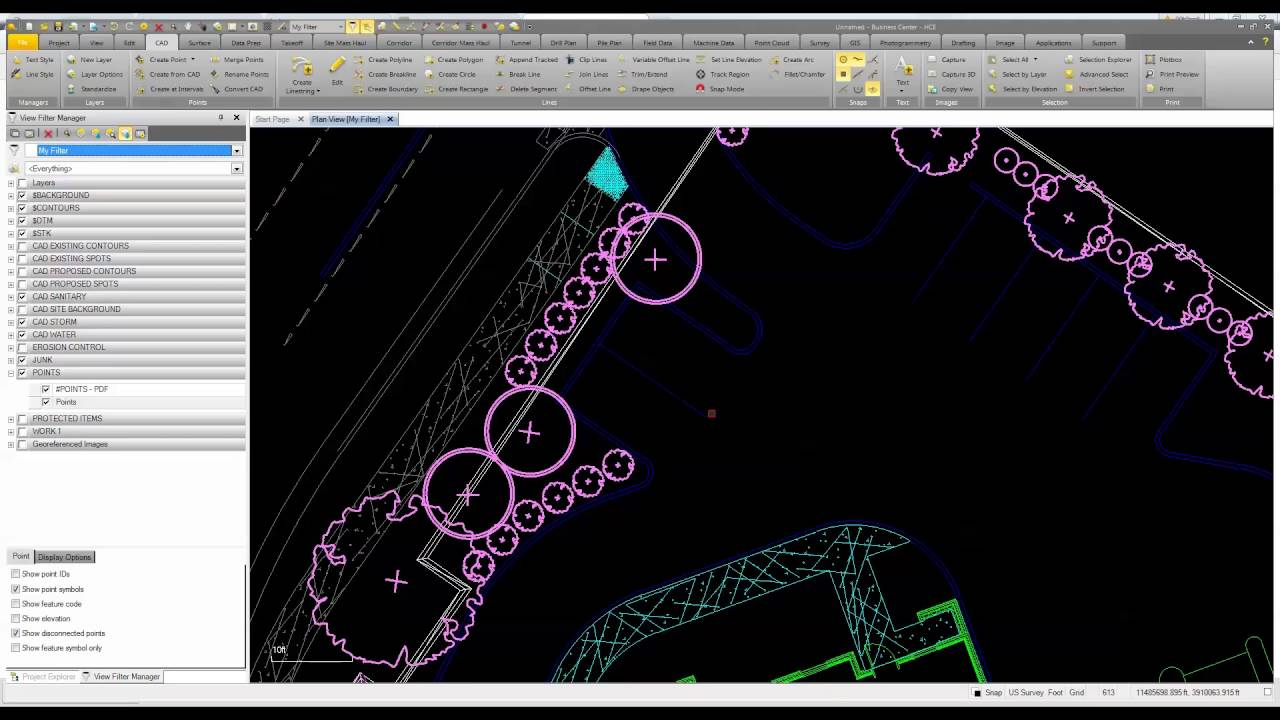 Trimble Business Center – HCE for the Small Site Contractor