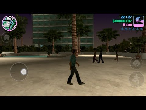 How To Download GTA Vice City For Android Device(no Voice) New Game