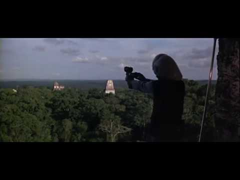 Mayan apocalypse Star Wars style