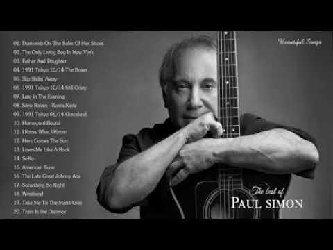 Paul Simon Greatest Hits Full Album -  Paul Simon Legend Songs