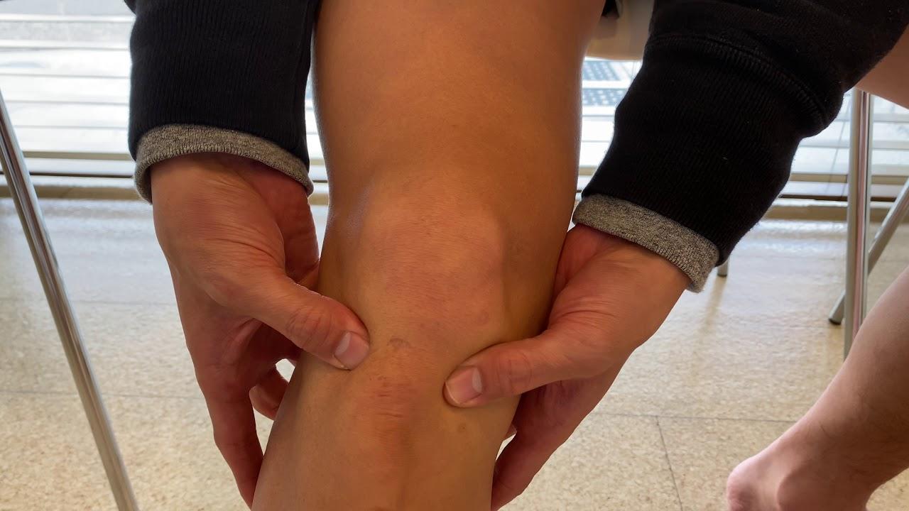 あぐら を かく と 膝 が 痛い