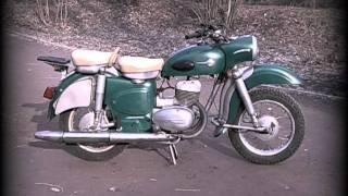 тест-драйв Мотоцикл MZ.