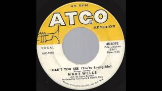 Mary Wells - Can