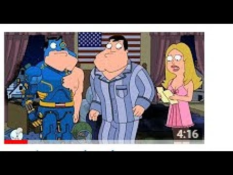 American Dad Cyborg Stan || Roger Smith