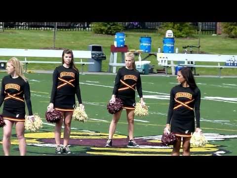 College Cheerleaders,Concordia Stingers,Panasonic FZ100,Montreal, 25 September 2010