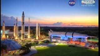 NASA Kennedy Space Center Tour - Florida 2016