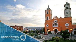 Real del Monte, pueblo mágico de Hidalgo