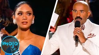 Top 10 Most Embarrassing Miss Universe Fails