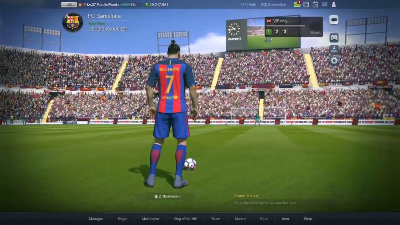 Fifa Online  17 Roster Update 2017 A New Season