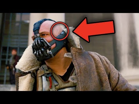 DARK KNIGHT RISES Breakdown! Easter Eggs & Details You Missed! (Nolan Batman Trilogy Rewatch)