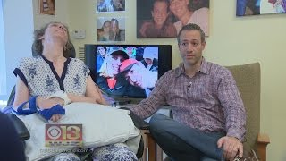 Husband Fights For Wife's Recovery After Brain Injury, Insurance Loss