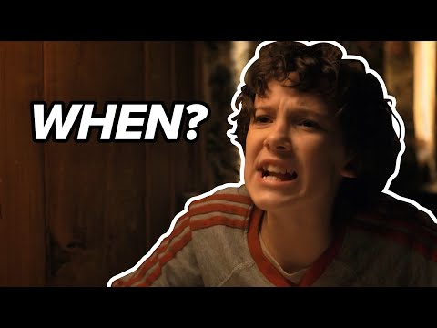 Eleven - When Is Soon? (Stranger Things 2)