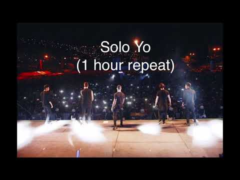 Solo Yo - CNCO (1 hour repeat)