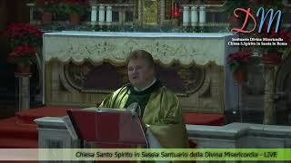 19 Gennaio 2020 II Domenica Tempo Ordinario Anno A Santa Mesa 1830 OMELIA