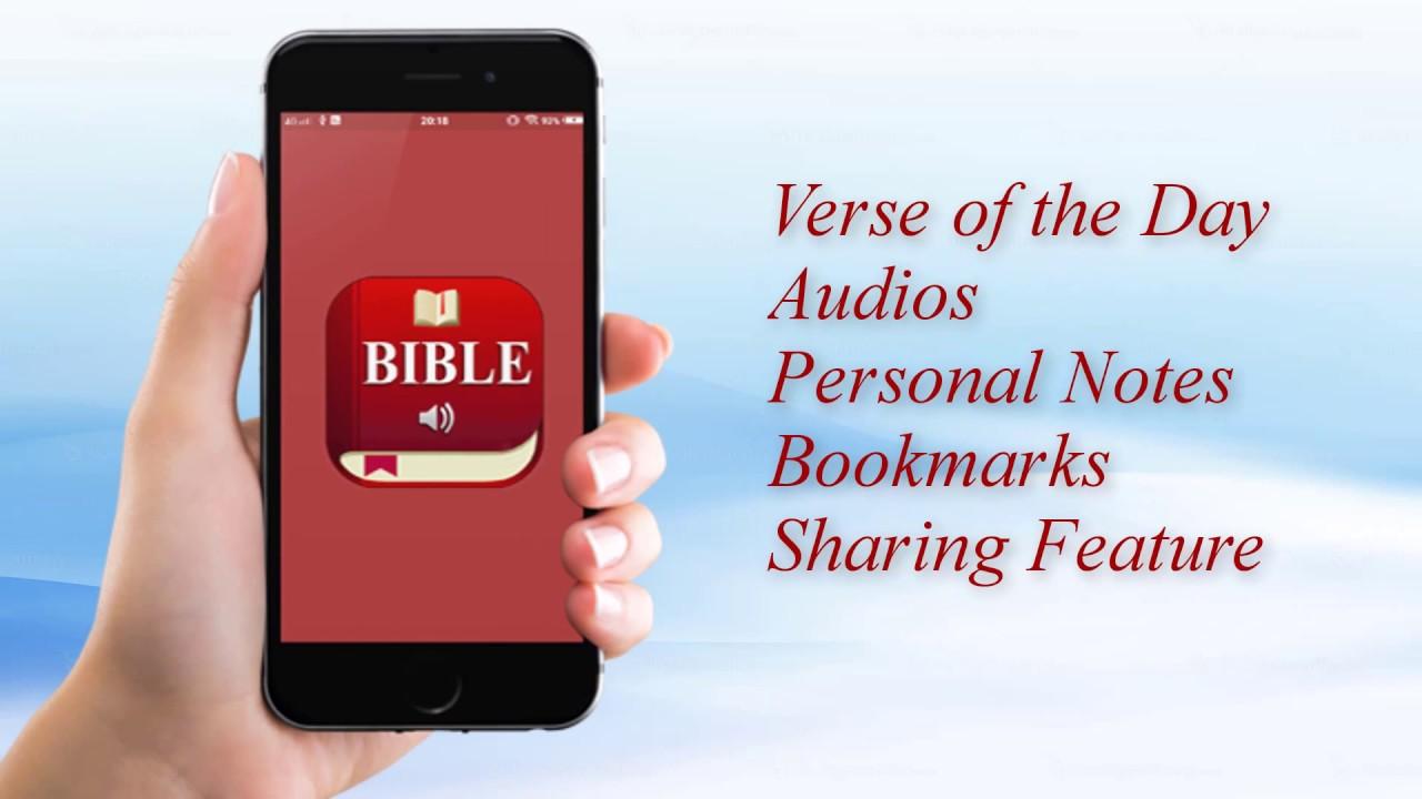 Bible Offline, Audio, Free app install now!