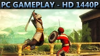 Assassins Creed Chronicles: India | PC GAMEPLAY | HD 1440P
