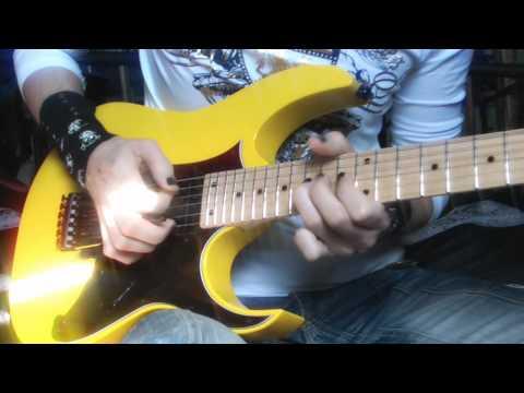 Part Time Lover guitar cover (instrumental) - Stevie Wonder (HD)