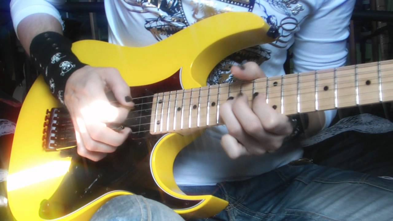 Part Time Lover Guitar Cover Instrumental Stevie Wonder Hd