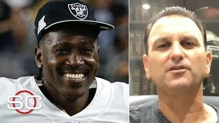 Drew Rosenhaus explains Antonio Brown