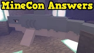 Ocean Update: Minecon Cape, SHARKS,  Switch XBL (QnA)