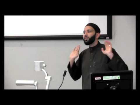 Laws of love   Omar Suleiman