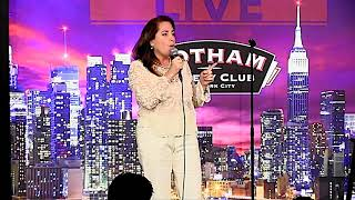 Victoria Arnstein Gotham Comedy club 11/22/18