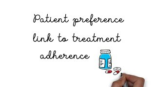 TILLOTTS PHARMA // Patient preference link to treatment adherance.