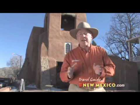 Travel Guide New Mexico tm San Miguel Mission, Santa Fe , New Mexico