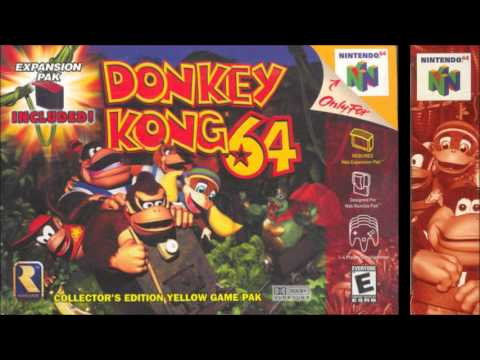 donkey kong 64 how to get to creepy castle