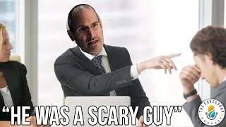 WHAT AN INTERVIEW WÏTH Steve Jobs FEELS LIKE (INTIMIDATING PERSONALITY)