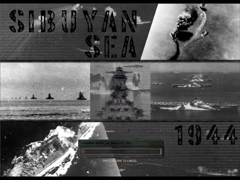 Battlefield 1942 FHSW : Battle of the Sibuyan Sea