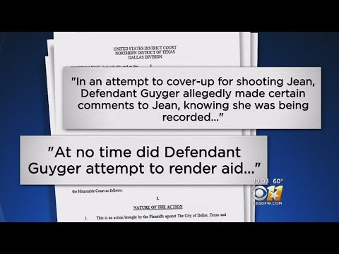 Botham Jean's Family Files Suit Against Former Dallas Officer