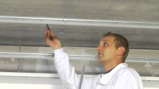 Installation Video Concealed System - suspended ceilings from Knauf AMF