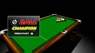 8 Ball Pool Champion - Xbox Indies