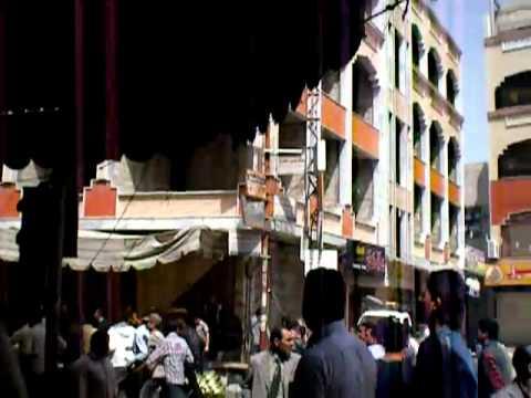 Syria douma 1%4%2011 -