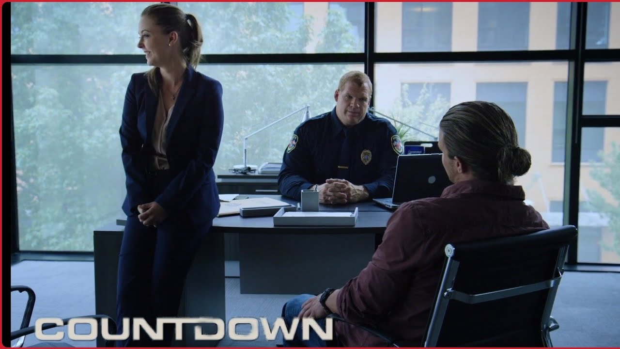 Download Dolph Ziggler Katharine Isabelle and Kane Combo scenes -60 fs   Countdown -2016   Action Cuts  