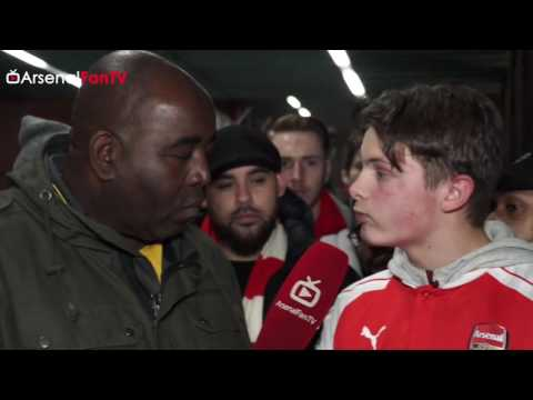 Arsenal 3 Stoke City 1 | Young Gun Backs DT!