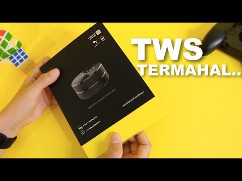 Unboxing TWS TERMAHAL Dari Vyatta - Unboxing Vyatta Airboom Phantom