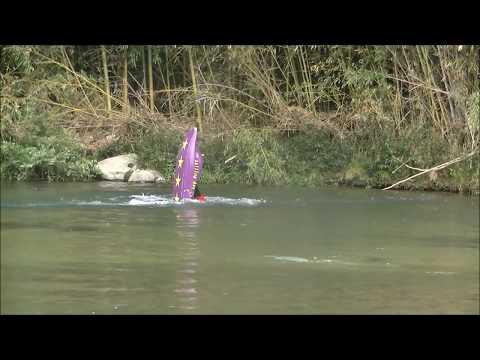 2017 9 14 HIROSHIMA still water freestyle kayaking