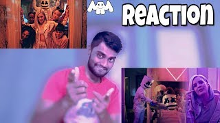 Marshmello & Anne-Marie - FRIENDS (Music Video) *OFFICIAL FRIENDZONE ANTHEM* Reaction