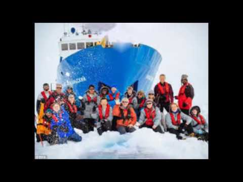 30 scientists from 11 countries on board a research ship to Antarctica - Flat Earth Messenger