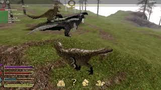 roblox era of terror -utah raptor life