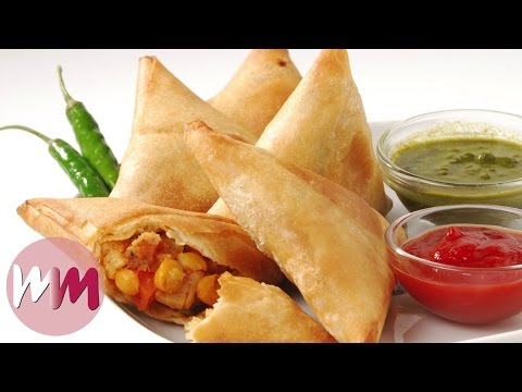 Top 10 Popular Indian-American Dishes
